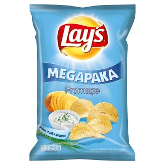 Lay's Fromage Flavoured Potato Crisps 225 g