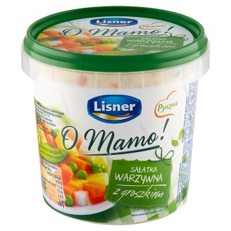 Lisner Jak u Mamy Vegetable Salad with Peas 500 g