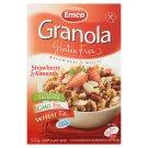 Emco Granola Musli bezglutenowe z truskawkami i migdałami 340 g