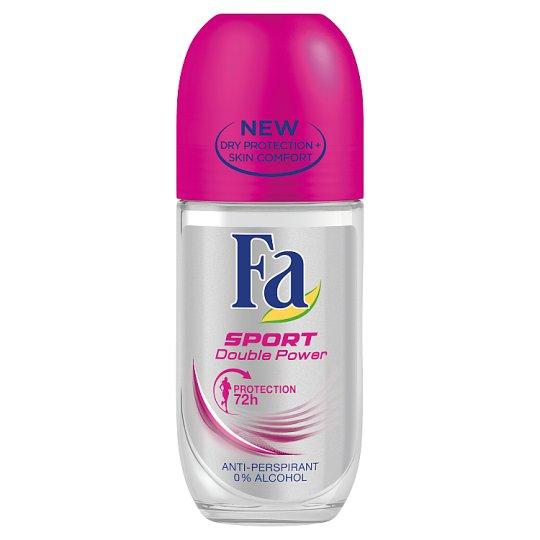 Fa Sport Double Power Antyperspirant w kulce 50 ml