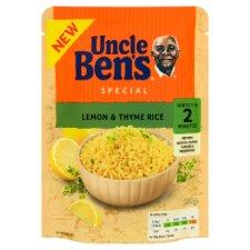 Uncle Ben's Ryż z cytryną i tymiankiem 250 g