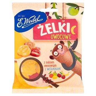 E. Wedel Fruit Jellies 90 g