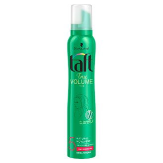 Taft Volume Mega Strong Mousse 200 ml