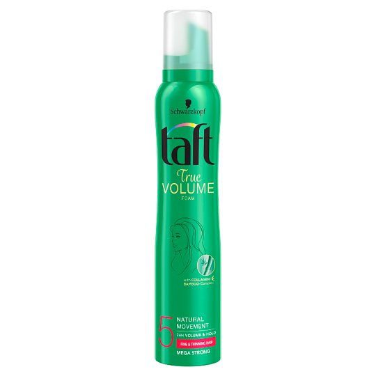 Taft Volume Mega Strong Pianka do włosów 200 ml