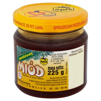 Apis Coniferous Honeydew Honey 225 g