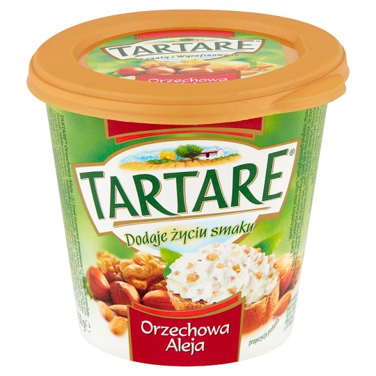 Tartare Nuts Avenue Curd Cheese 150 g