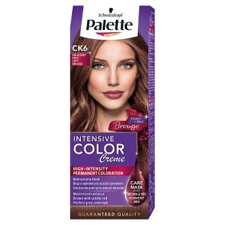 Palette Intensive Color Creme Hair Colorant Soft Brouge CK6