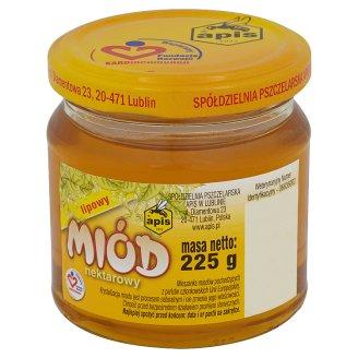 Apis Miód nektarowy lipowy 225 g