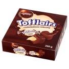 Wawel Tofflairs czekoladowo-mleczny Pomadki niekrystaliczne czekoladowe 260 g