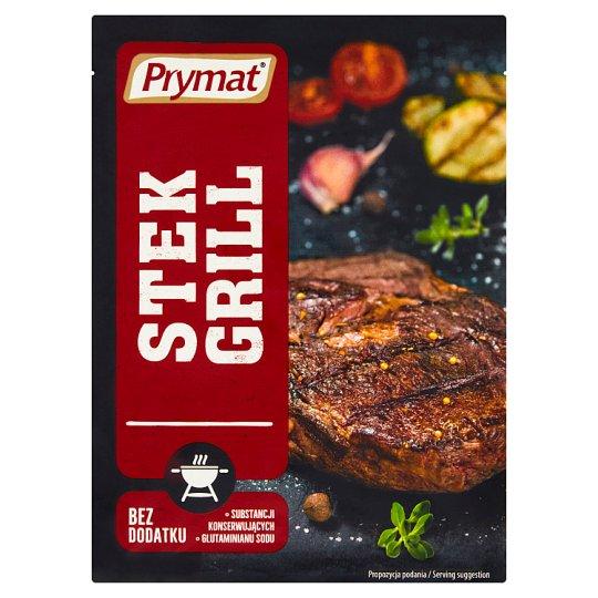 Prymat Stek Przyprawa gruboziarnista 20 g