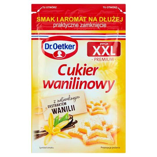 Dr. Oetker XXL Portion Vanillin Sugar 43 g