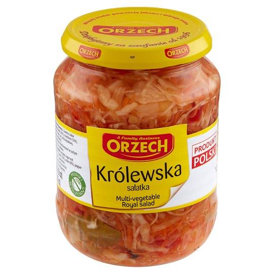 Orzech Multi-Vegetable Royal Salad 670 g