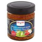Helcom Pasta z zielonych oliwek z pomidorami i serem feta 190 g