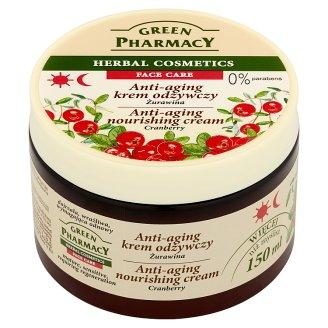 Green Pharmacy Anti-aging krem odżywczy Żurawina 150 ml