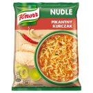 Knorr Nudle Pikantny kurczak Zupa-danie 61 g
