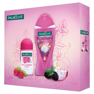 Palmolive Feel Glamorous Cosmetics Set