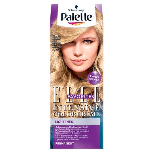 Palette Intensive Color Creme Hair Colorant Super Light Blond E20 (0-00)