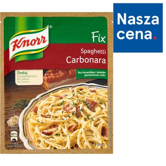 Knorr Fix Spaghetti Carbonara 45 g