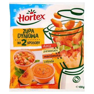 Hortex Pumpkin Soup in 2 Ways 450 g