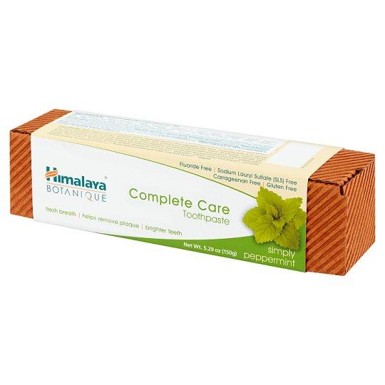 Himalaya Botanique Complete Care Simply Peppermint Pasta do zębów 150 g