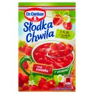 Dr. Oetker Słodka Chwila Wild Strawberry Flavoured Jelly with Pieces of Fruits 31.5 g