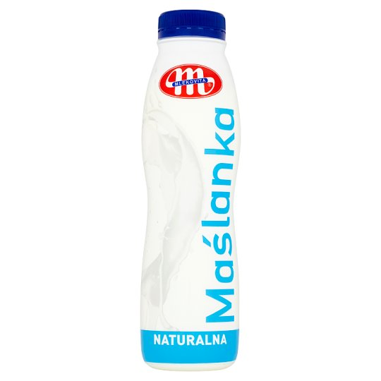 Mlekovita Natural Buttermilk 400 g