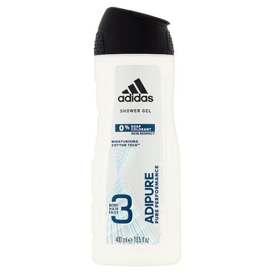 Adidas Adipure Żel pod prysznic dla mężczyzn 400 ml
