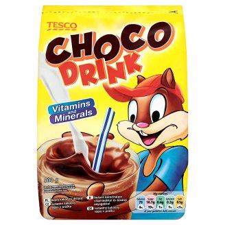 Tesco Choco Drink Napój kakaowy instant 800 g