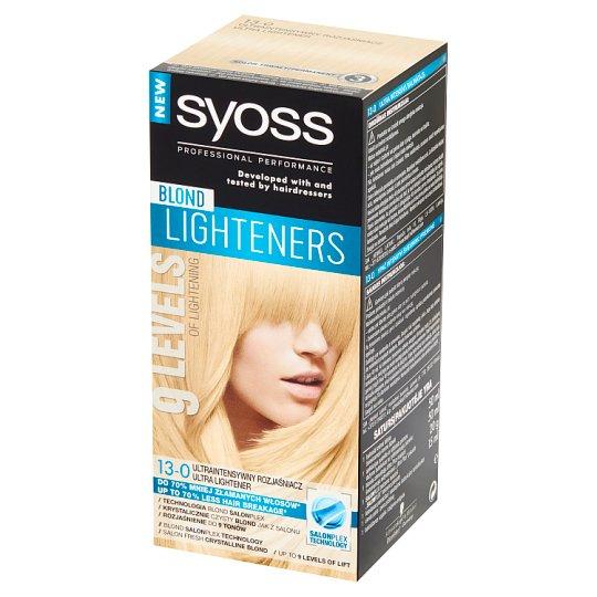 Syoss Lighteners Ultraintensywny rozjaśniacz 13-0