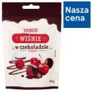 Tesco Wiśnie w czekoladzie 80 g