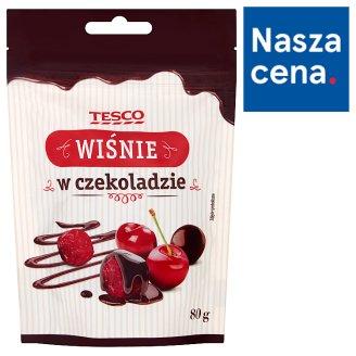 Tesco Cherries in Chocolate 80 g