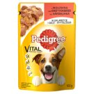 Pedigree Complete Food for Adult Dogs with Beef in Jelly 100 g