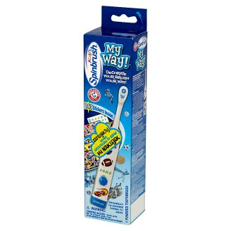 Spinbrush Powered Toothbrush with Stickers