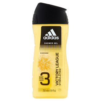 Adidas Victory League 3 Body Hair and Face Shower Gel 250 ml
