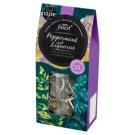 Tesco Finest Zielona herbata z miętą pieprzową i lukrecją 30 g (15 torebek)