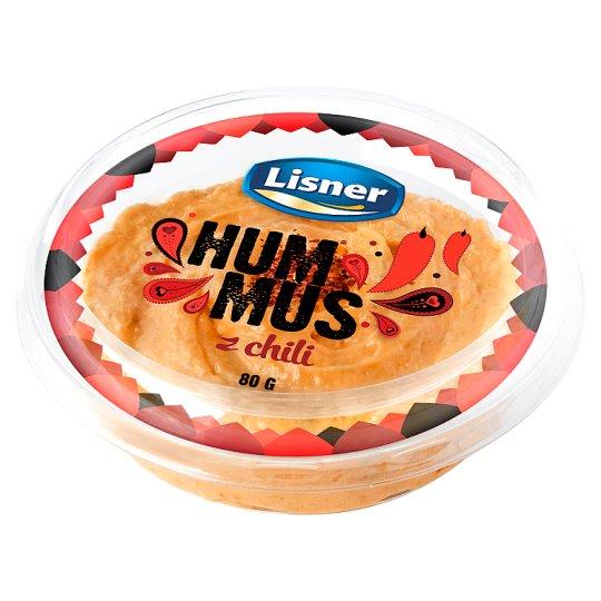 Lisner Hummus with Chilli 80 g