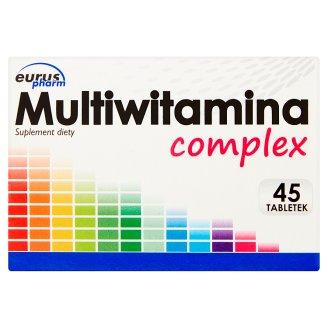 Multiwitamina Complex Suplement diety 31,5 g (45 tabletek)