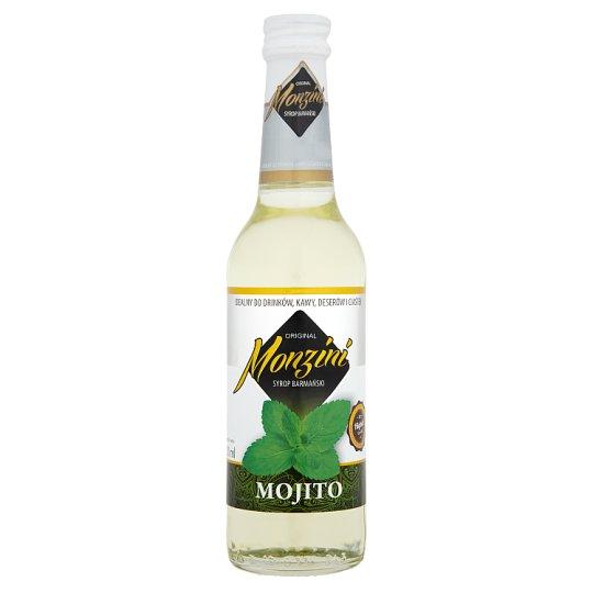 Monzini Mojito Barkeeper Syrup 320 ml