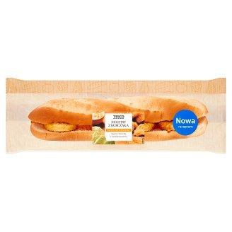 Tesco Bagietka nugetsy z kurczaka 225 g