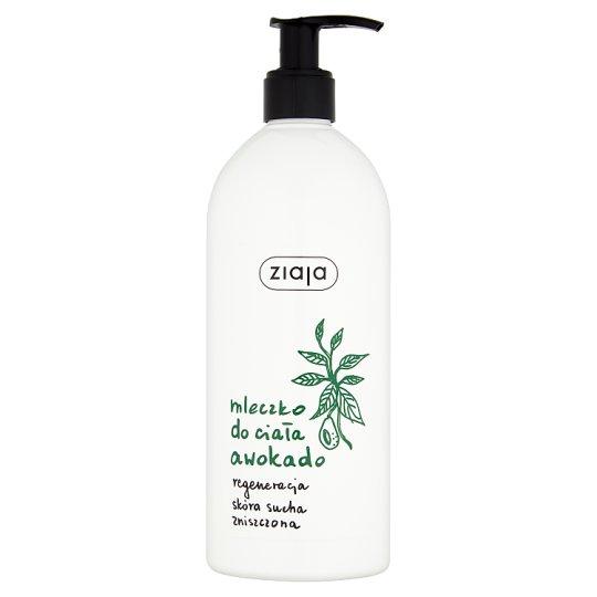 Ziaja Avocado Body Milk Dry Damaged Skin 400 ml