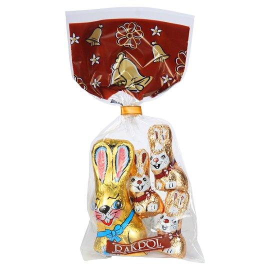 Rakpol Milk Chocolate Sitting Rabbits 75 g