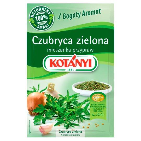 Kotányi Czubryca zielona Seasoning Mix 25 g