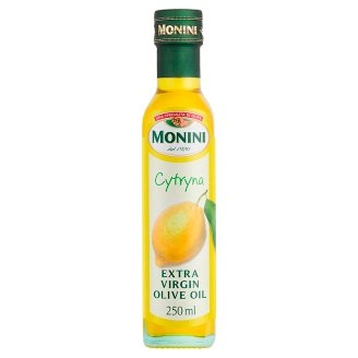 Monini Lemon Flavoured Extra Virgin Olive Oil 250 ml