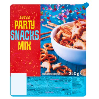 Tesco Party Snacks Mix 250 g