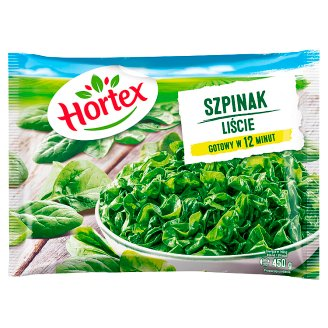 Hortex Spinach Leaves 450 g