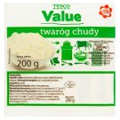 Tesco Value Low Fat Cottage Cheese 200 g