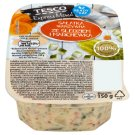 Tesco Express Menu! Vegetable Salad with Herring and Carrot 150 g