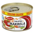 GRAAL Spicy Salad with Mackerel 165 g