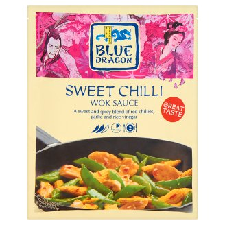 Blue Dragon Słodki sos chilli 120 g