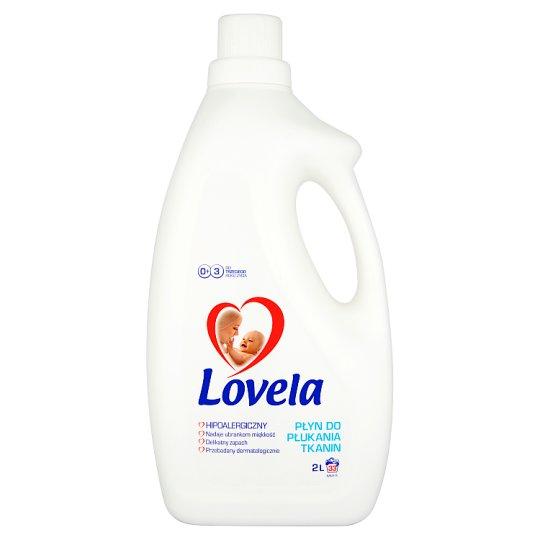 Lovela Hipoalergiczny płyn do płukania tkanin 2 l (33 prania)